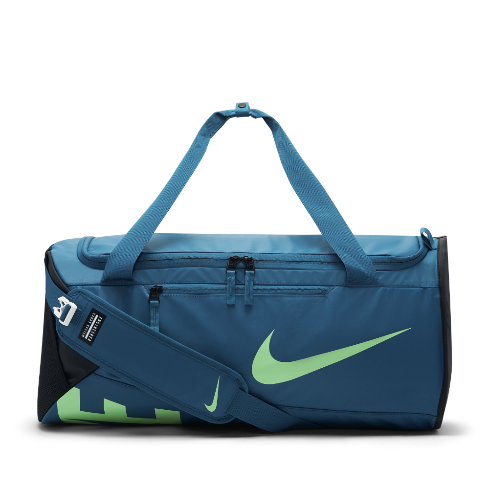 6099c7b54e Nike Alpha Adapt Cross Body (Medium) Duffel Bag (Blue) | Products ...