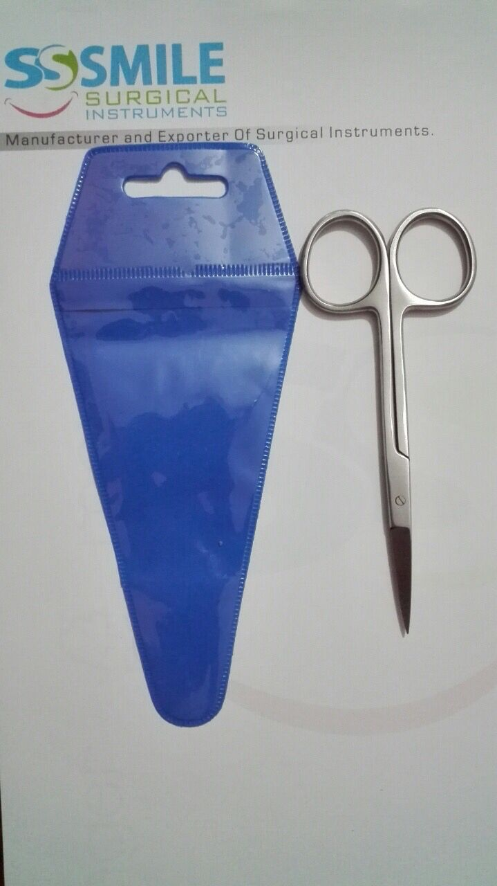 All types of single use scissors are available  Smile Surgical