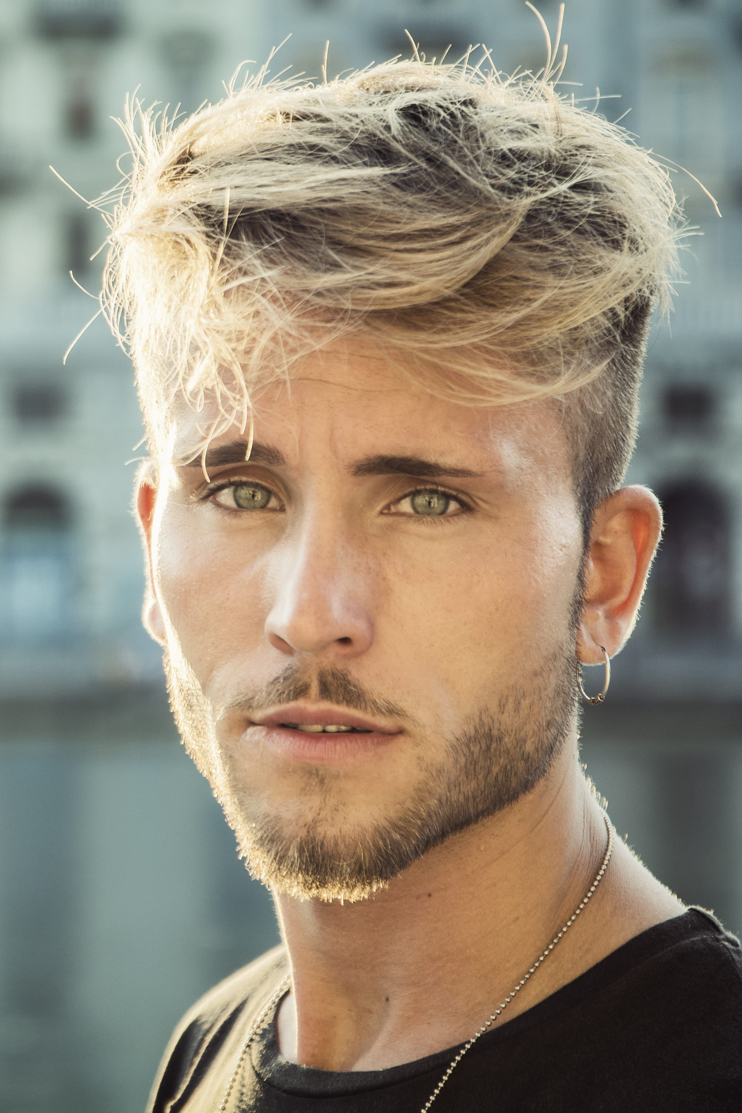 49++ Mens hairstyles blonde highlights ideas