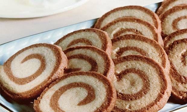 Biscoitos Bicolor Receitas De Biscoito Biscoitos E Receitas