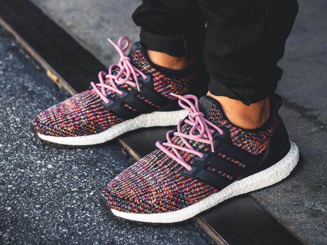 319afb8329db Adidas Ultra Boost 3.0 Multicolor - 2017 (by lacelab)