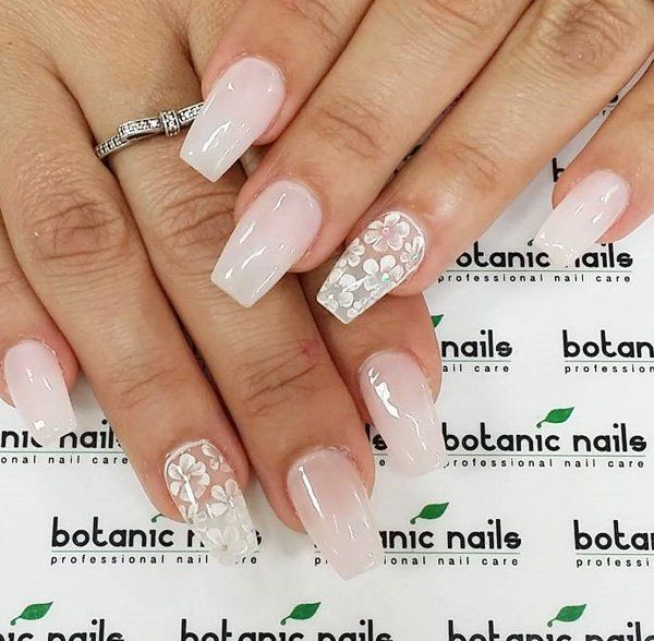 50 Coffin Nail Art Ideas | Coffin nails, Matte maroon nails and ...