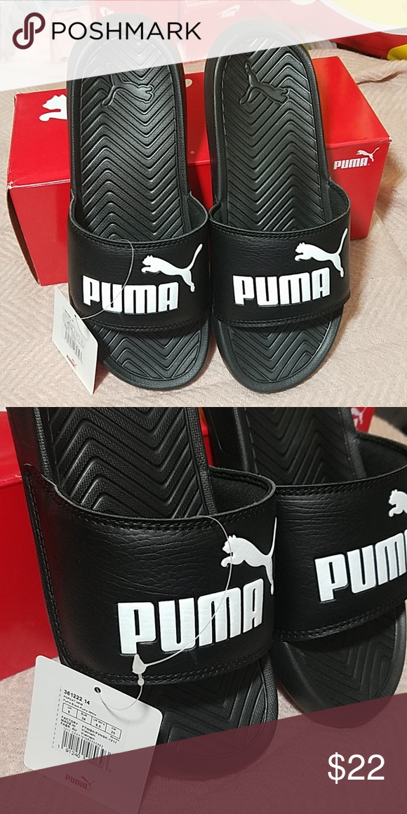 c784f6592ccc Puma slides woman s size 8.5 BTS Brand new in original box. Please refer to  photos. Shoes Sandals