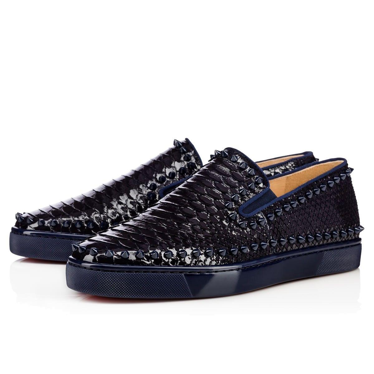 Christian Louboutin Zapato de barco Niño