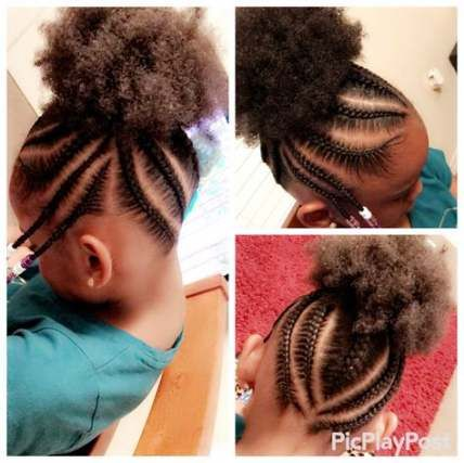 Best Hairstyles For Kids Easy Black Ideas