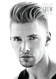 Men Hair Style 2014 Hair Pinterest Gesicht Haarschnitt American Crew