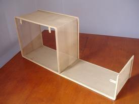 Mategot Escargot shelf