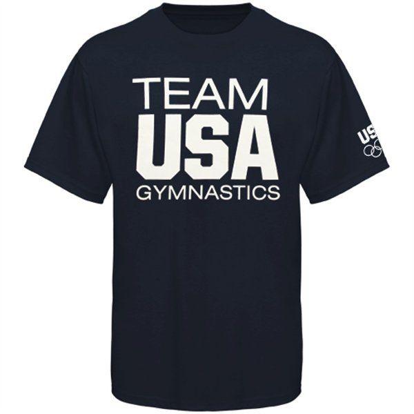 30849f66608c USA Gymnastics T-Shirt | Olympics T-Shirts and More! | Gymnastics ...