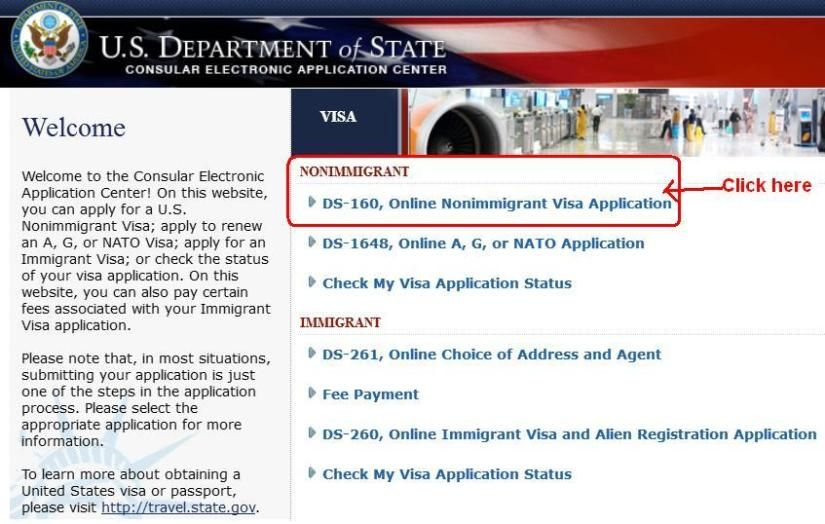 How to Apply For USA Visitor Visa Winstar Technologies