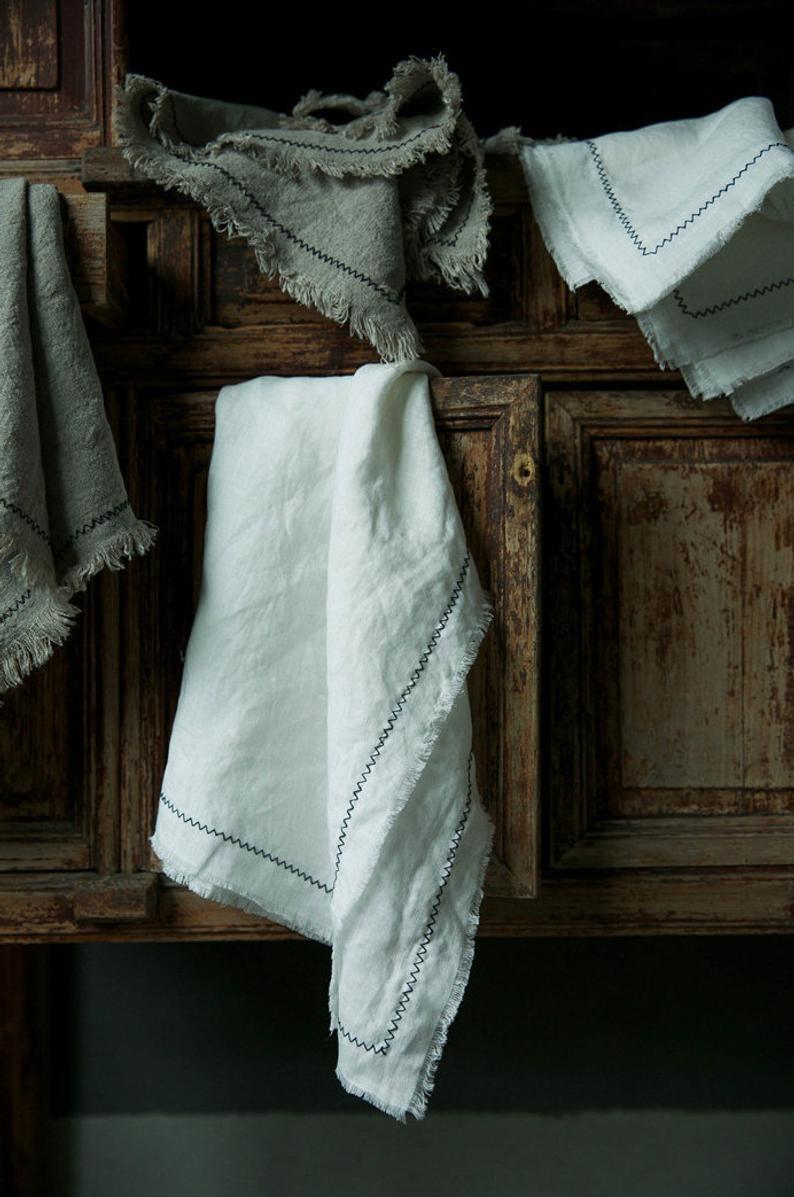 Japanese Style Napkin / Tea Towel / Kitchen Towel / Hand
