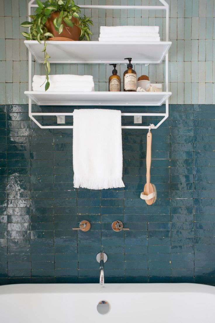 Think Outside the Subway: 17 Bathroom Tile Ideas & Trends
