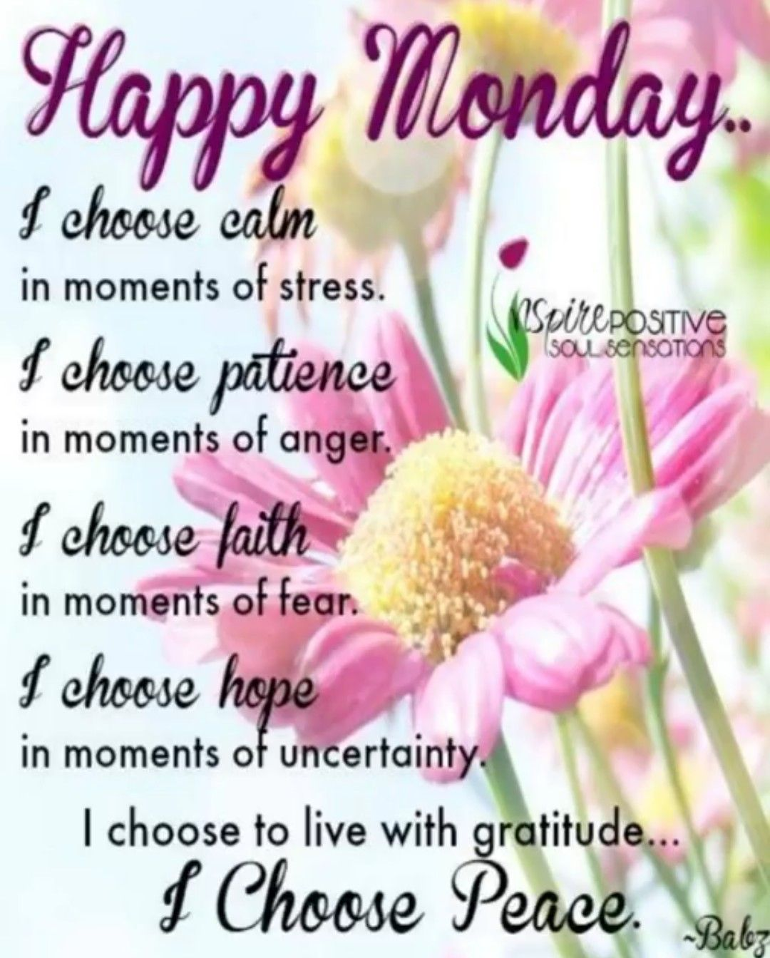 5 21 18 blessings from annette willine a friend - Monday blessings quotes and images ...