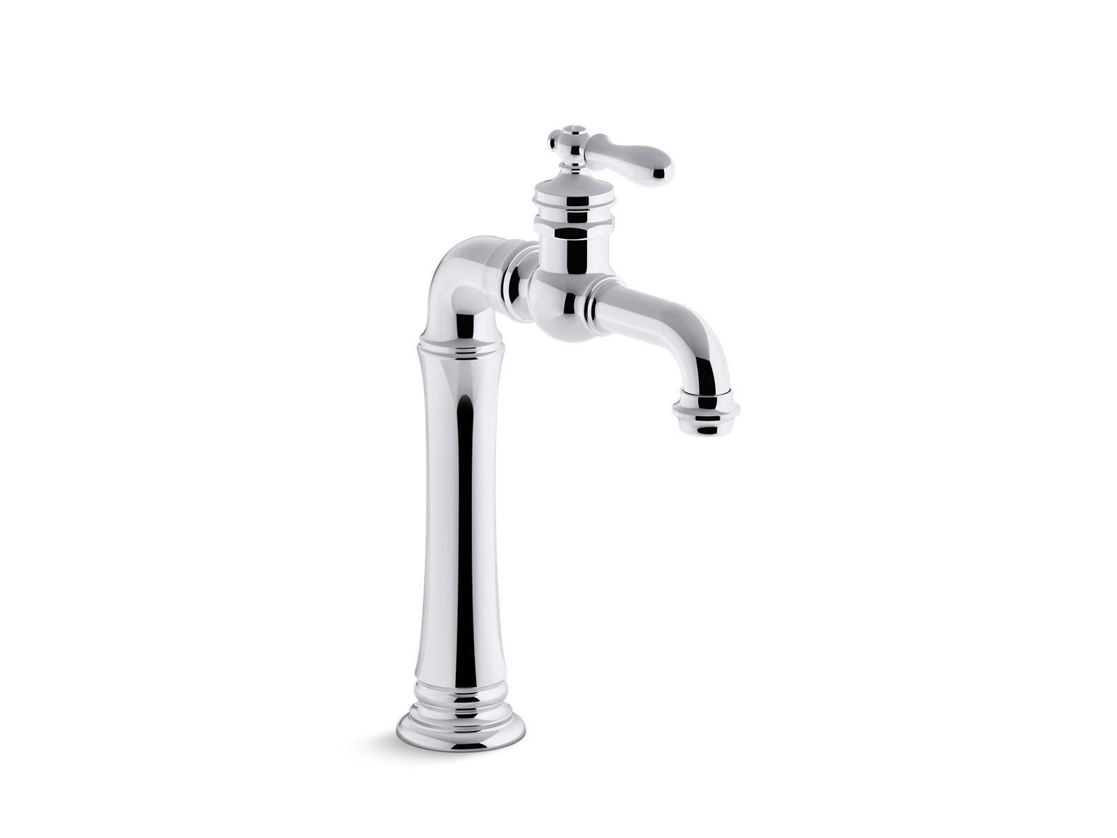 K-72763-9M | Artifacts Gentleman\'s Bathroom Faucet | KOHLER ...