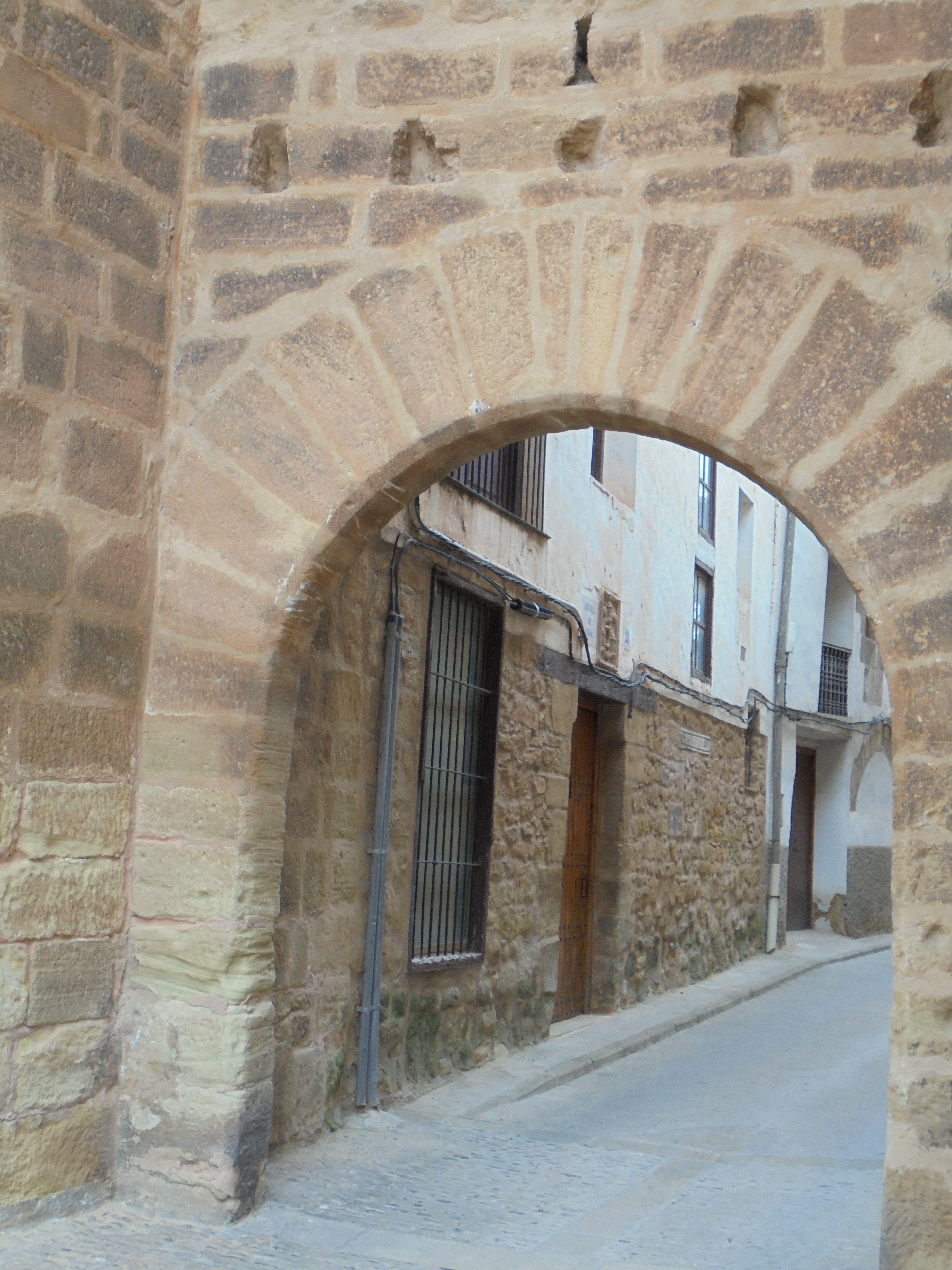 Mora de Rubielos en Aragón