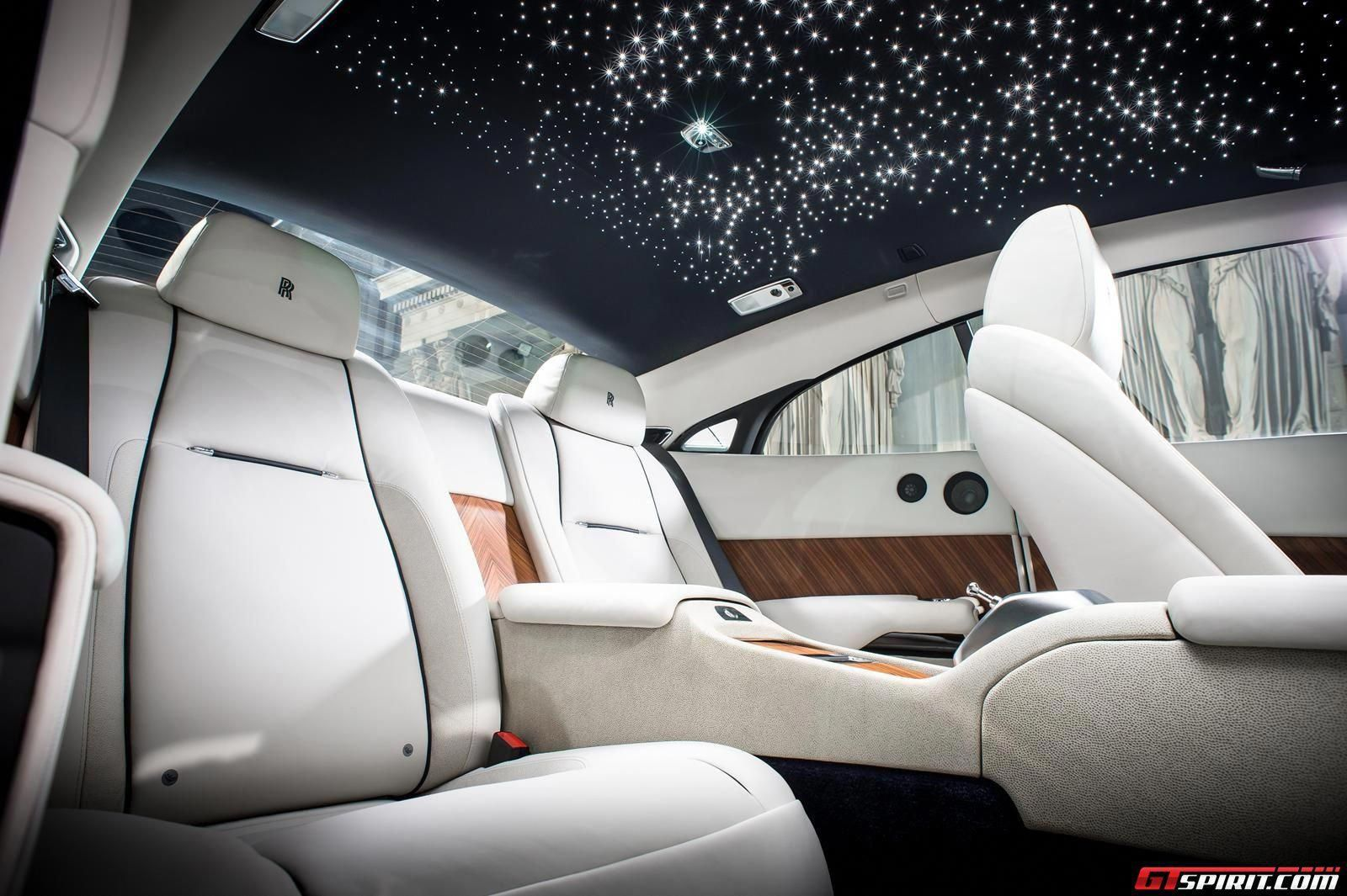 Rolls Royce Wraith Roof Google Search