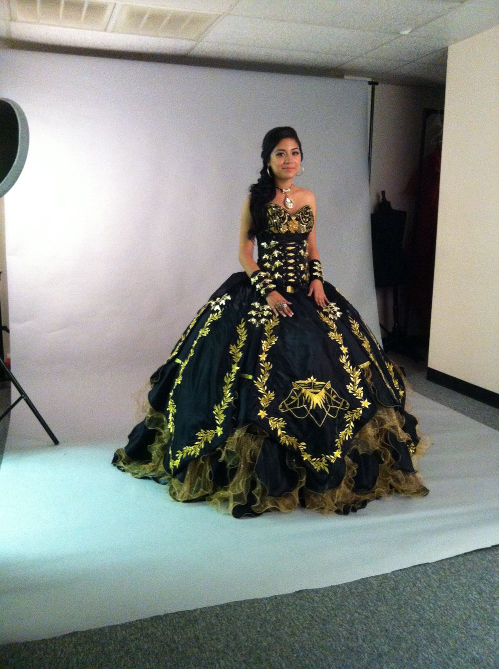 39fd4280c0 Charro 15 dress Xv Dresses