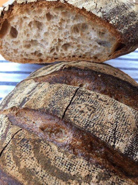 Pane Valle Maggia. Mit Tipps und Anleitungen zum Brot backen. #kochenundbacken