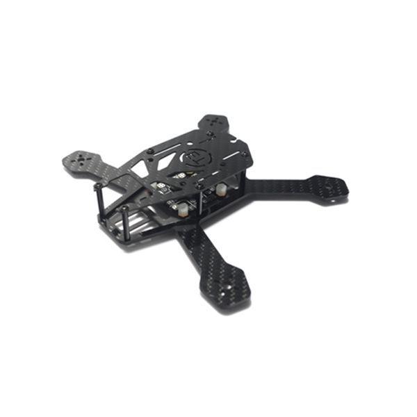 Diatone Et 160 V1.0 Carbono Fibra Quadcopter Caja De Marco W/ Bec ...