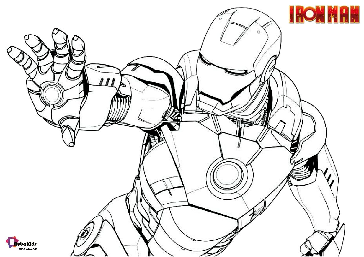 Marvel Comics Iron Man Coloring Pages Collection Of Cartoon Coloring Pages For Teenage Printable That You Can Iron Man Drawing Cartoon Coloring Pages Iron Man