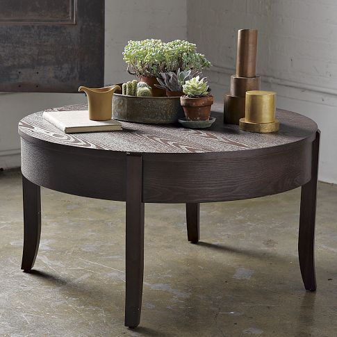 I think i'd like this coffee table instead: Sabre Leg Coffee Table | west elm $249.99 (on clearance now)