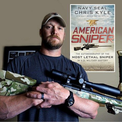 Deadliest Sniper In U S  Military History, 'American Sniper' Author