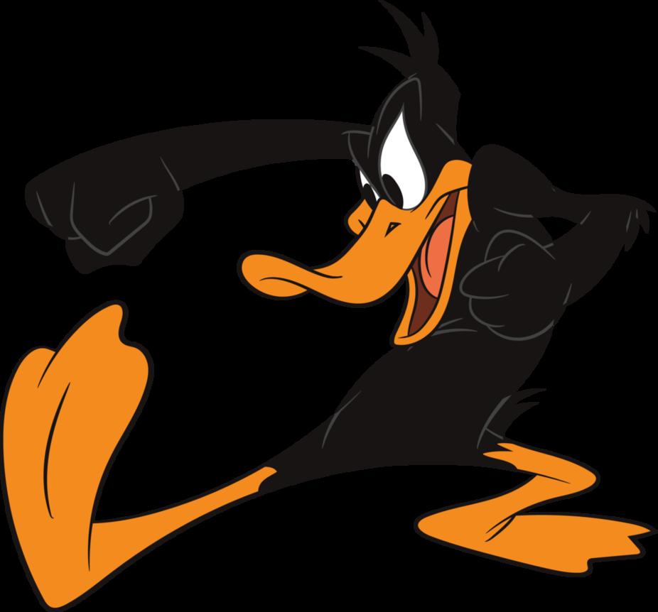Affy Duck By Daryldella Daffy Duck Duck Art Duck