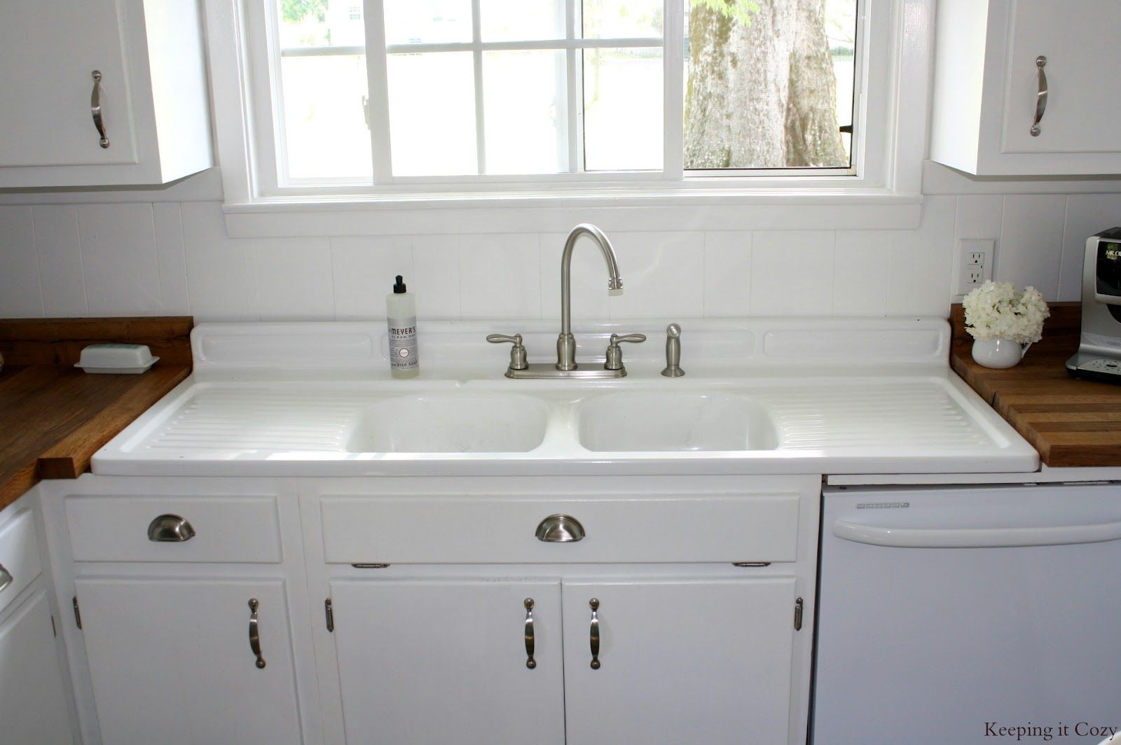 Image Result For Counter Depth Farmhouse Sink