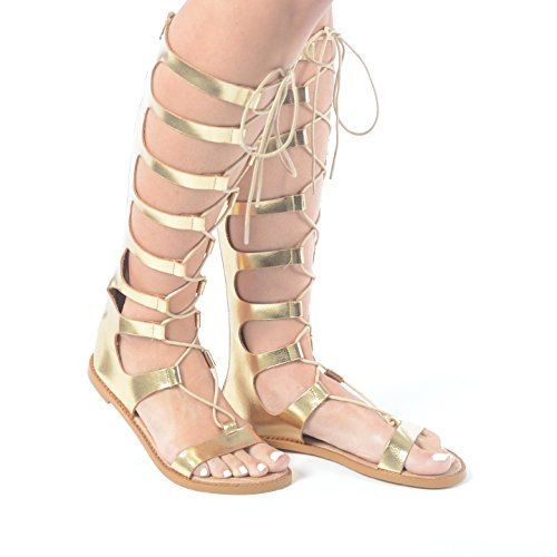 7ed67bf7746 Chinese Laundry Womens Galactic Dazzle Gladiator Sandal Gold 85 M US    Check out this great product.(This is an Amazon affiliate link and I  receive a ...
