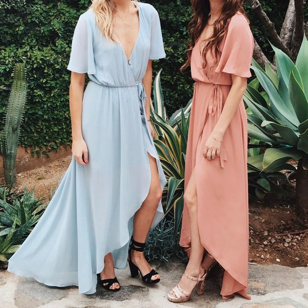 Gws x show me your mumu bridesmaid dress collection wrap dresses wedding guest cuties in the sophia wrap dress mumuweddings ombrellifo Image collections