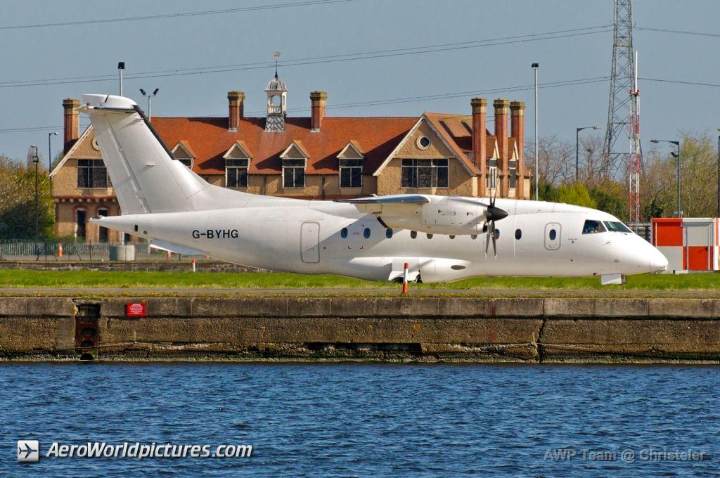 _CHR8993 Untitled (Suckling Airways) Dornier 328-110 G-BYHG (cn 3098)