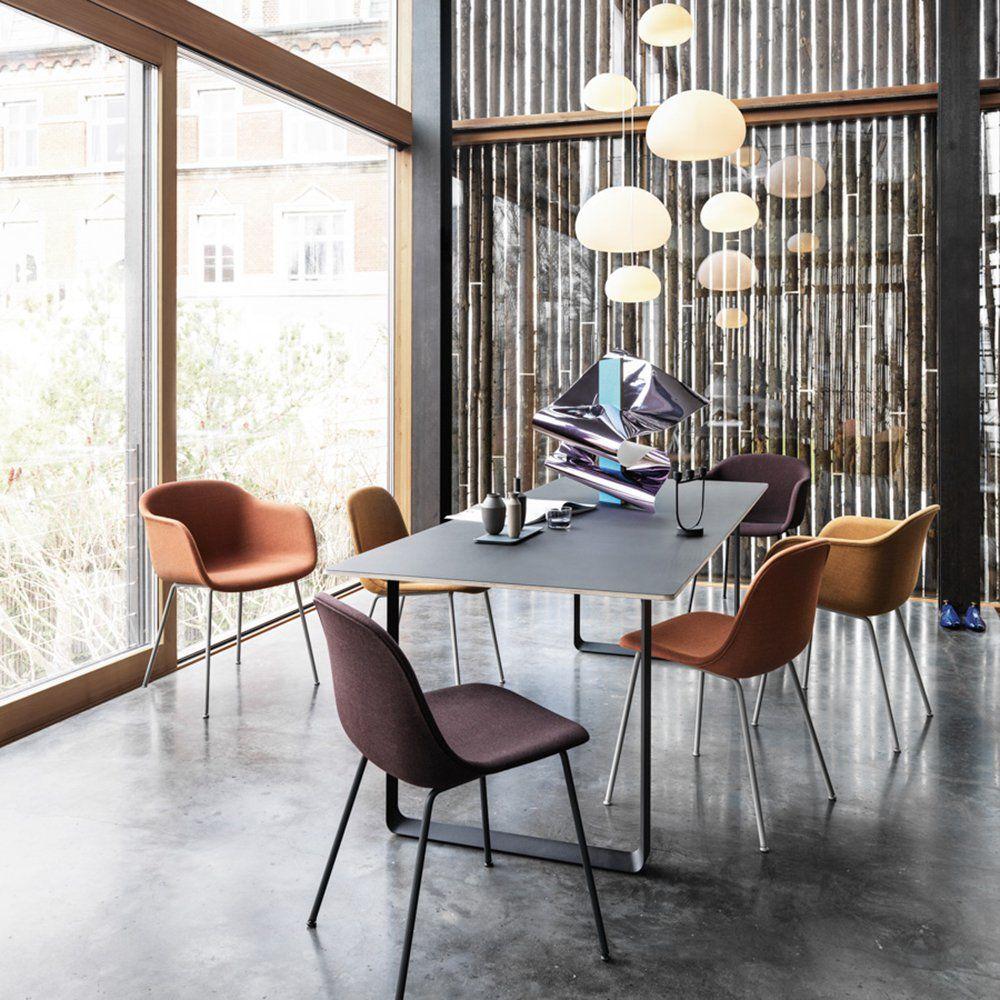 Fauteuil design orange et taupe foncé, moderne et fauteuil ...