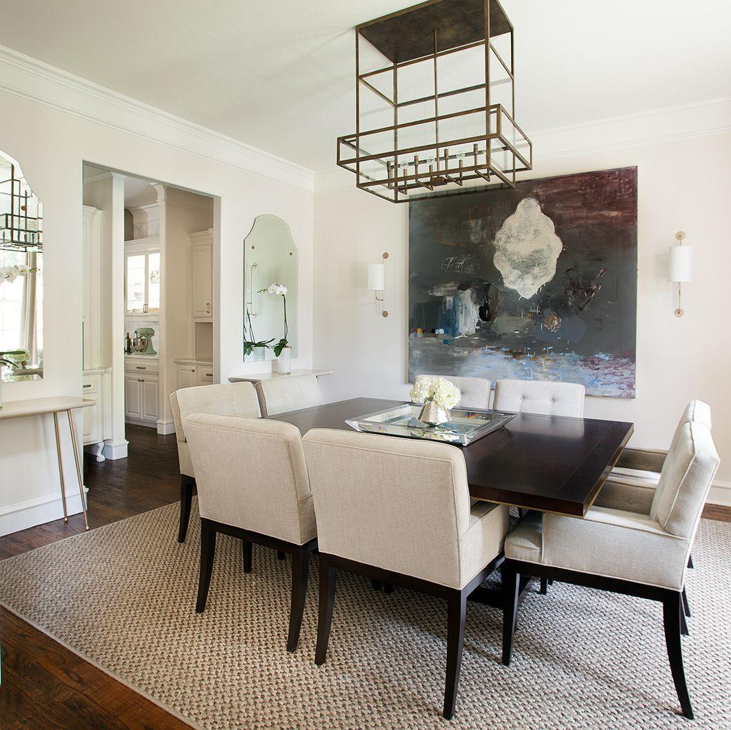 Nice Dining Room   Art By Coker Interior Designer   Tracy Hardenburg Design Inspirations