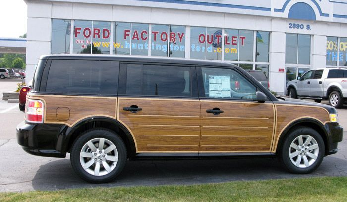 Ford Flex Woody S Car Town Forums Skins And