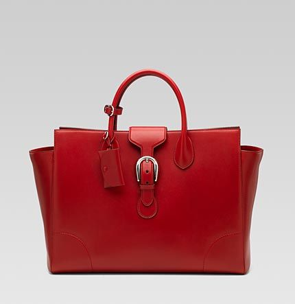 Get RED-dy cause her it comes.. must have tote for summer 2012