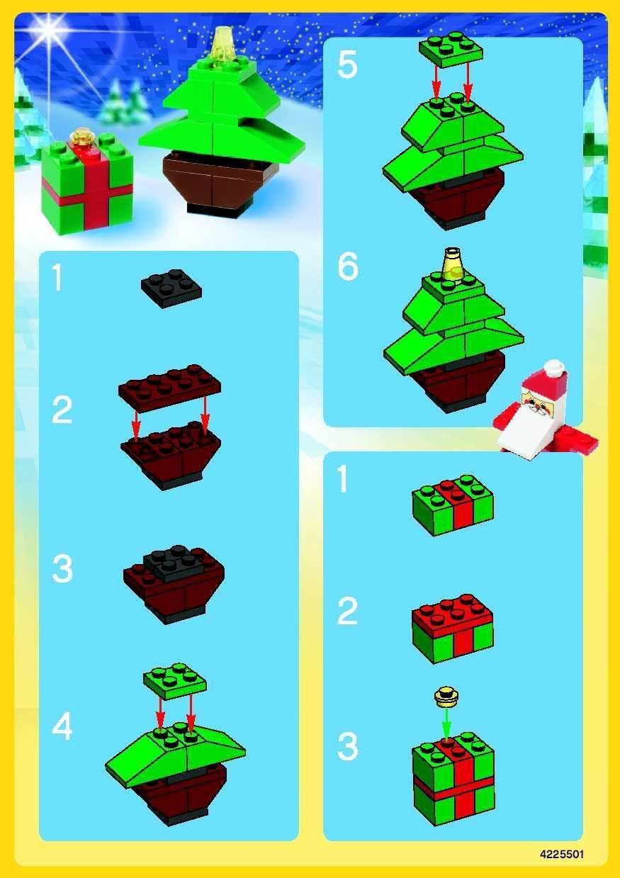 Christmas Instructions Lego Ornament Lego Christmas Ornament Instructions Lego Christmas In 2020 Lego Christmas Ornaments Lego Christmas Christmas Ornaments