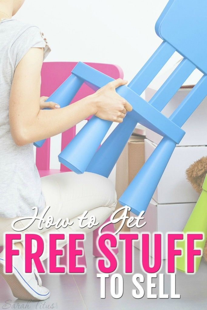 How to get free things sent to your house