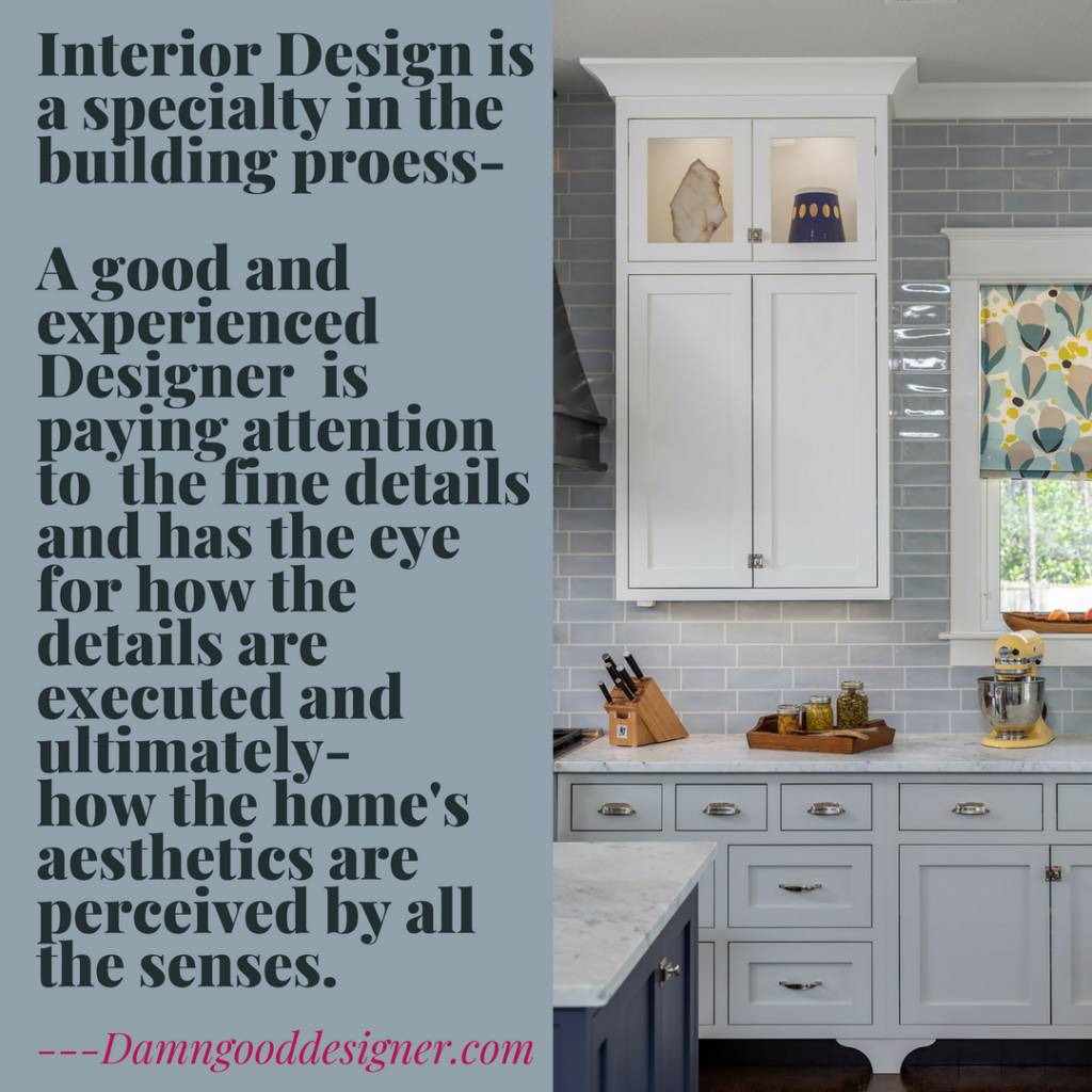 What Does It Mean To Design Your Kitchen Or Bath With Images