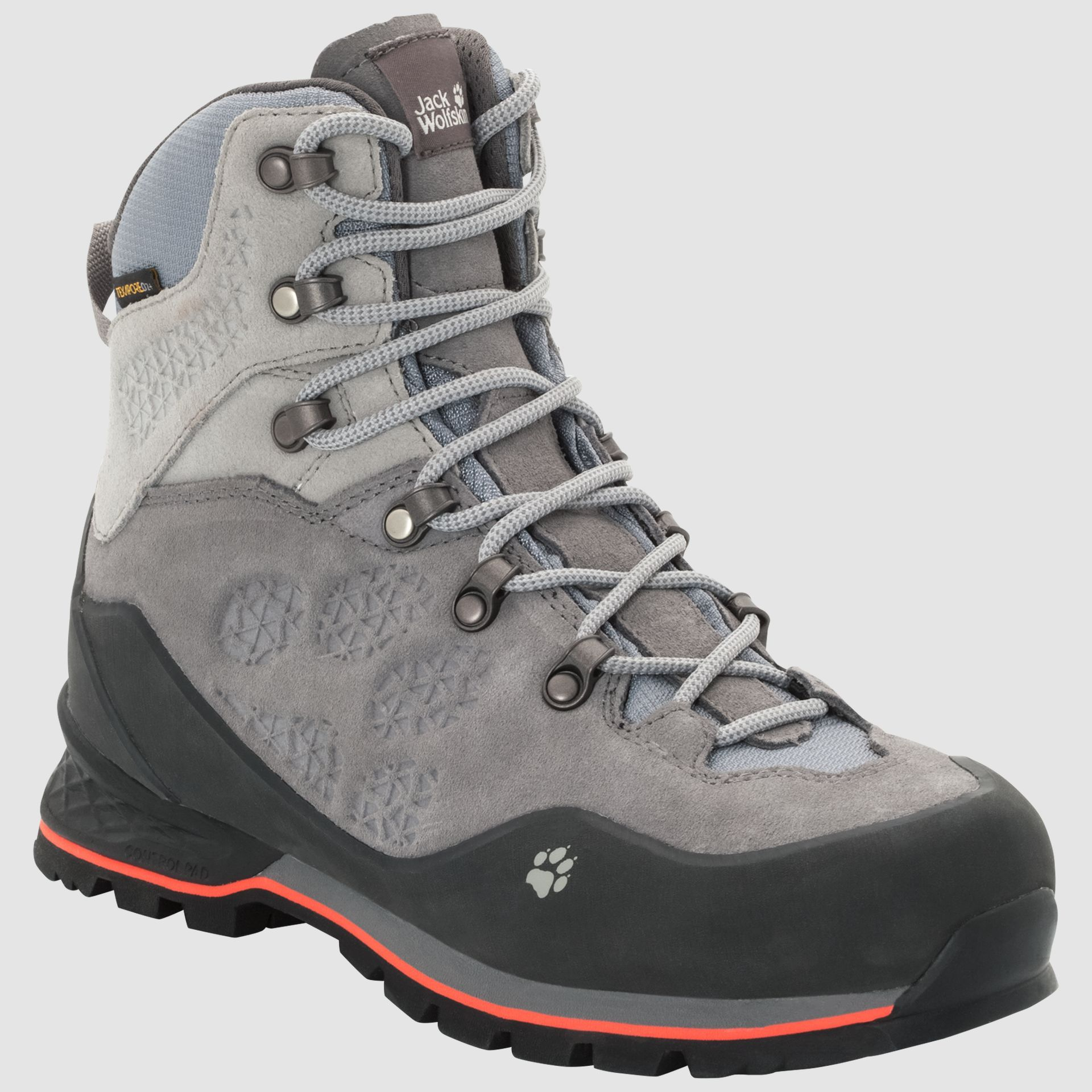 Jack Wolfskin WILDERNESS TEXAPORE MID W Wasserdichte Frauen