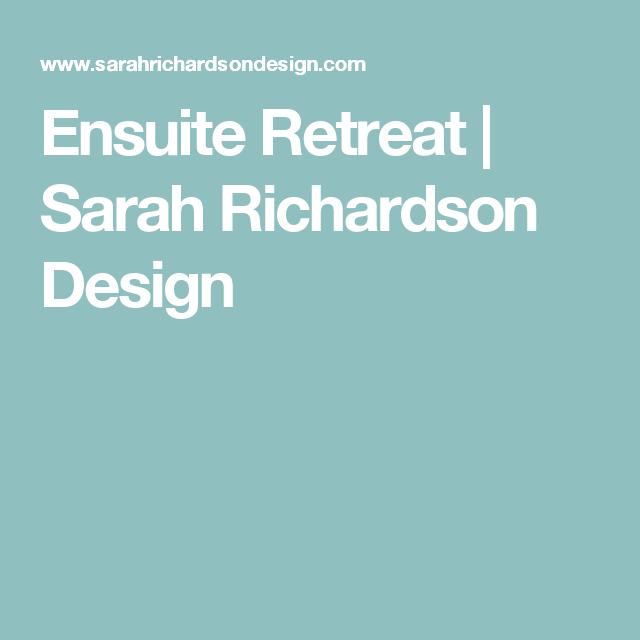 Ensuite Retreat | Sarah Richardson Design