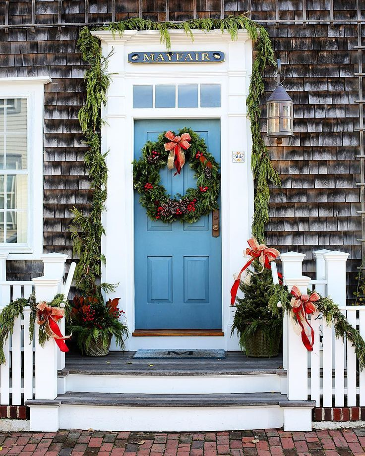 Nantucket Christmas Stroll Outdoor decor, Nantucket, Decor