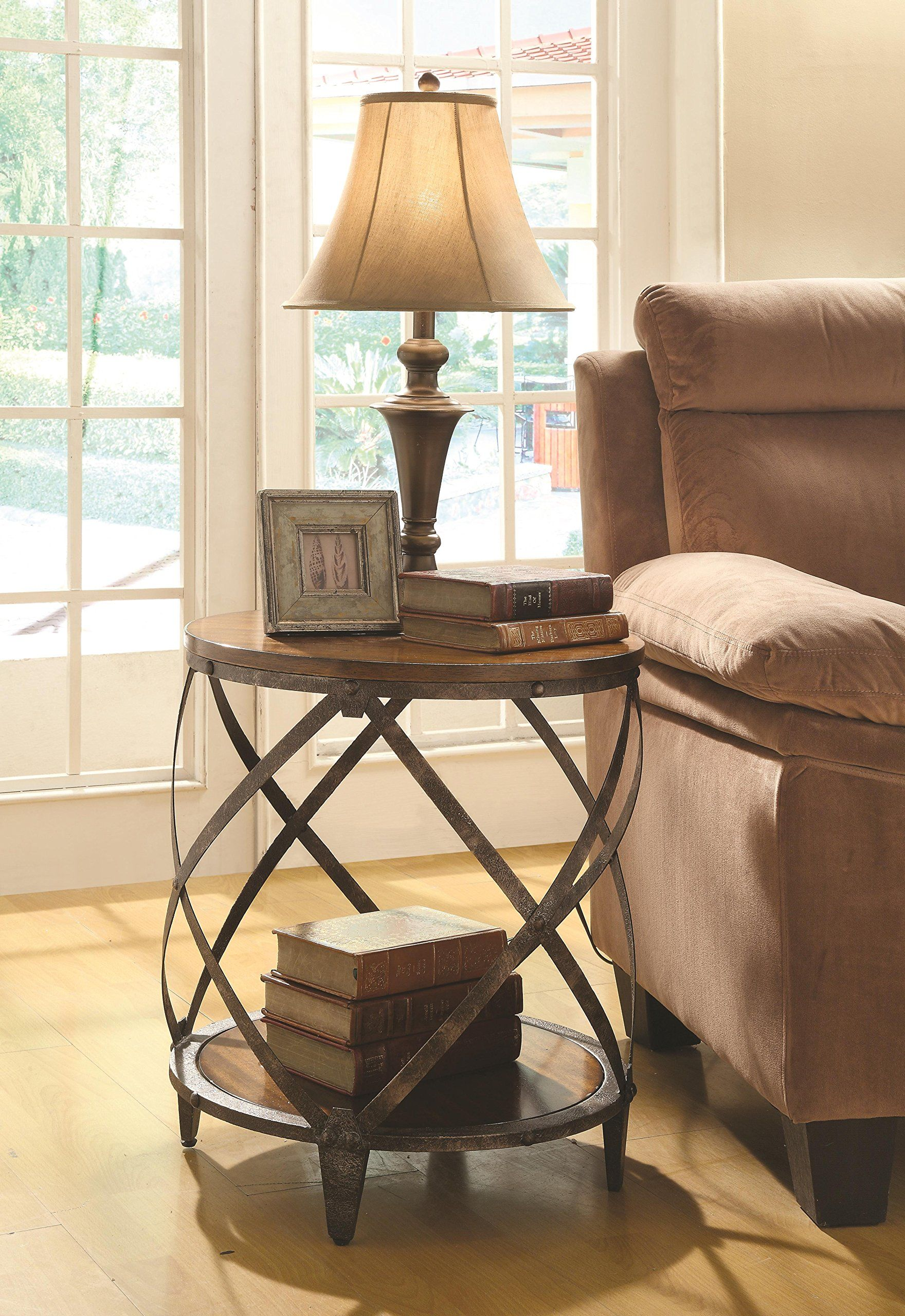 Coaster home furnishings casual accent table
