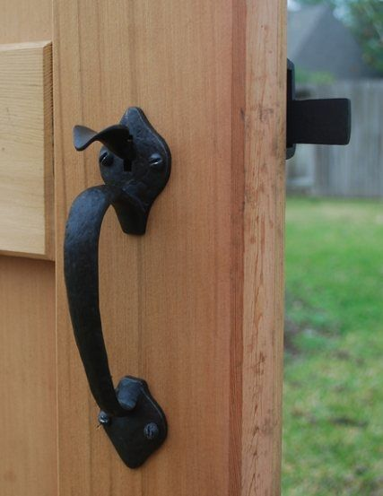 Double 4 Jpg 427 553 Pixels Gate Latch Latches Fence Gate