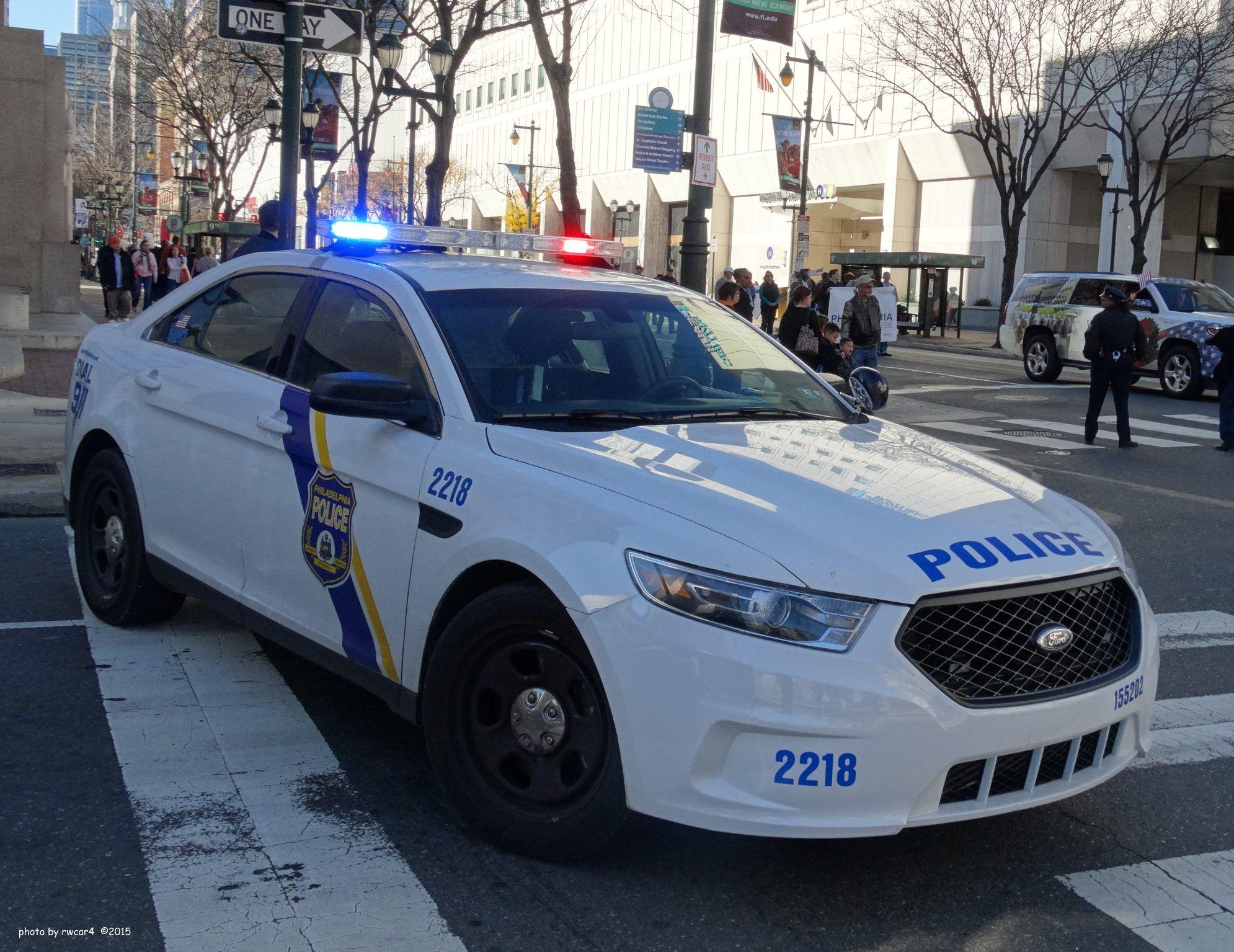 Philadelphia Pennsylvania Philadelphia Police Department Ford Interceptor Sedan Ford Police Police Cars Interceptor