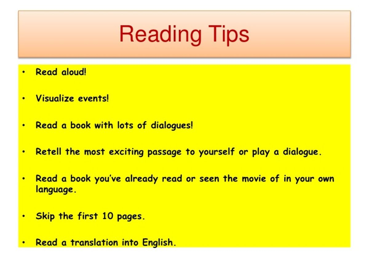 KS2 Reading Comprehension Top Tips (  FREE GRAMMAR AND PUNCTUATION ...