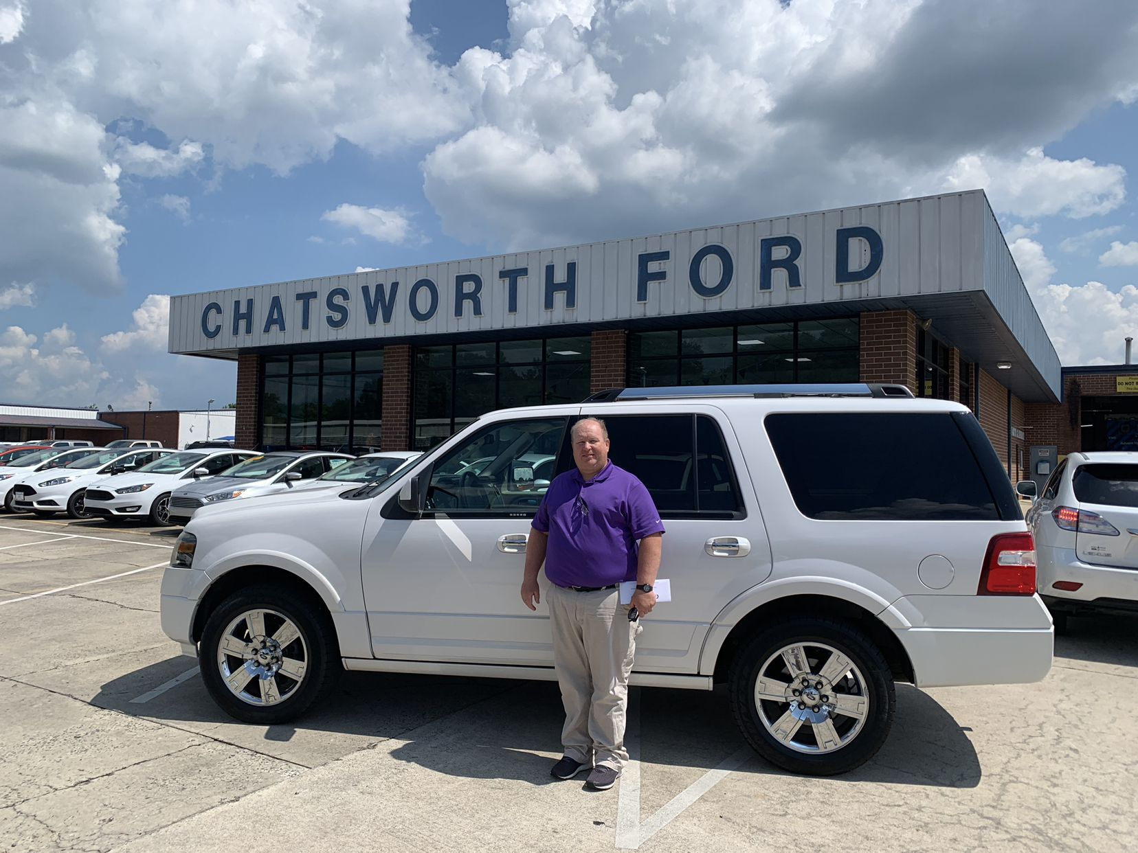 Congratulations Chris Tarvin of Garfield, KY on your new