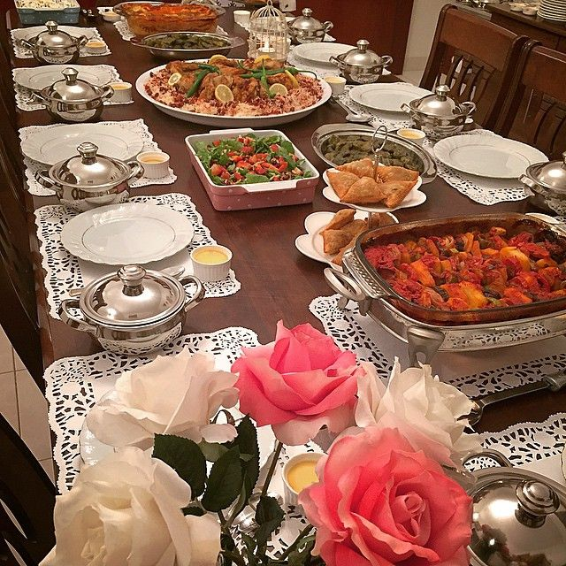Leena82 On Instagram يا رب اجعل في قلبي ثلاث مصابيح تنيره حبك وحب نبيك وحب الناس اللهم امين Moroccan Cooking Food Presentation Iftar