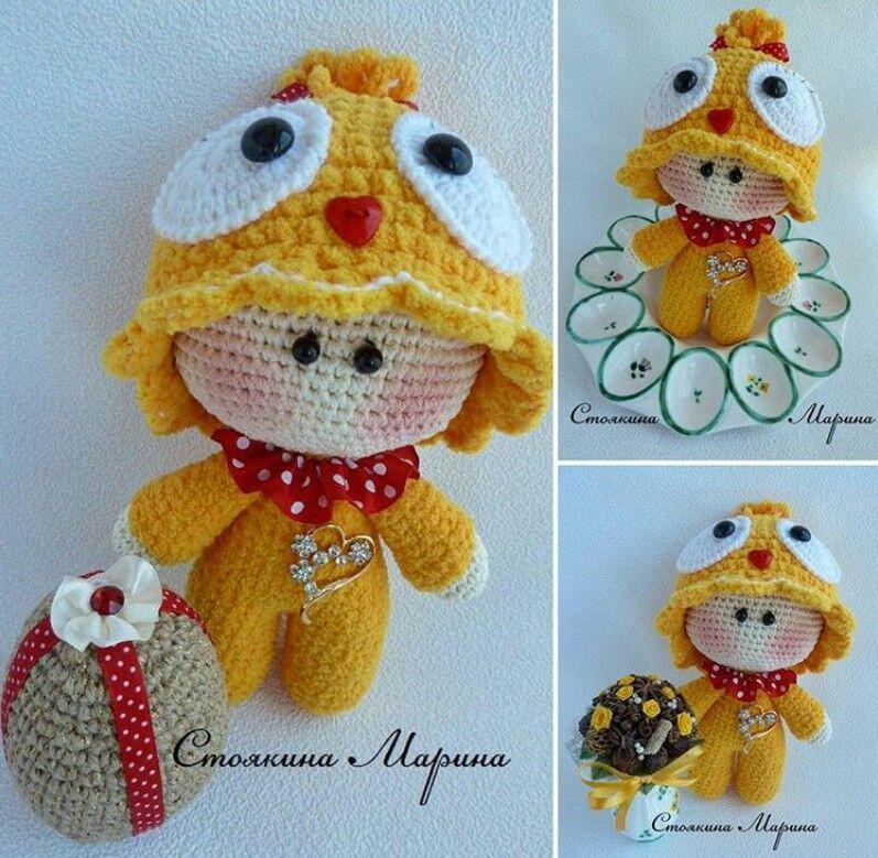 #exclusive_knitting ? Big Head Little Doll Pinterest ...