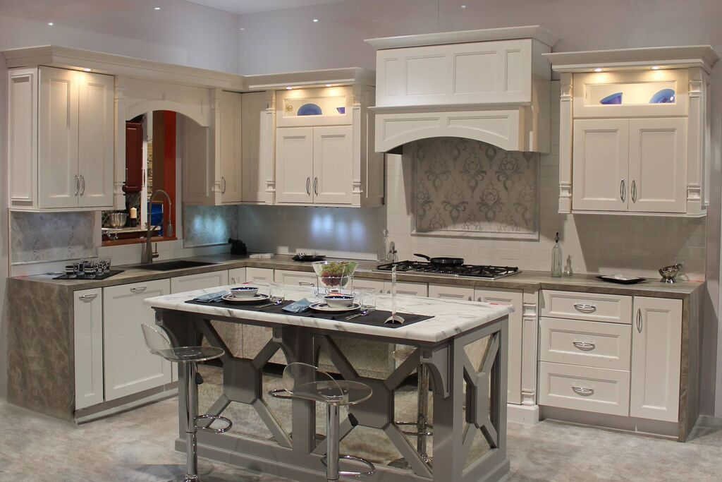 Best This Island Brings The Whole Kitchen Together Kitchen 400 x 300