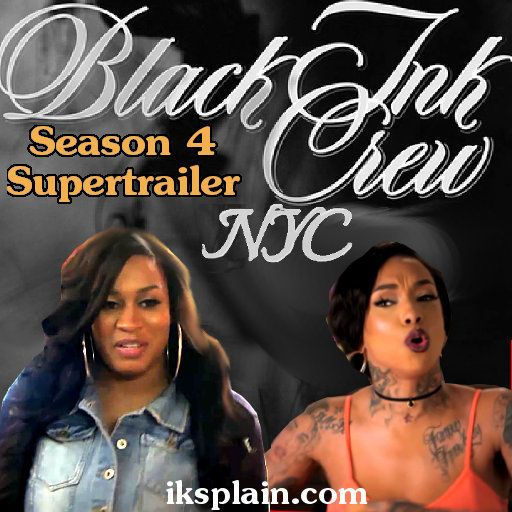 On This Crew Ink Gossip Black
