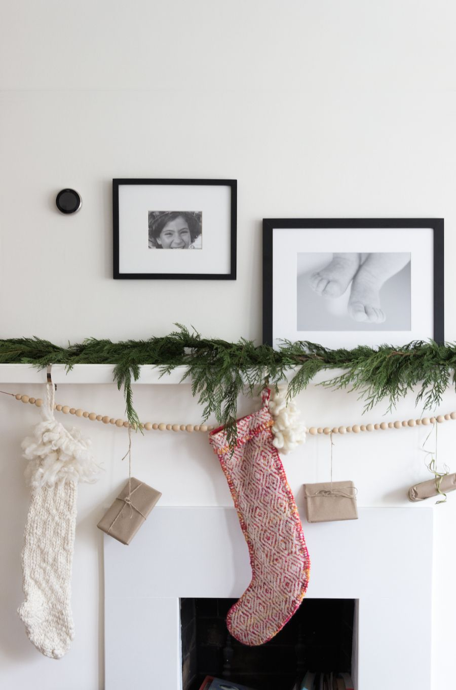 Learning thermostat nest thermostat diy christmas